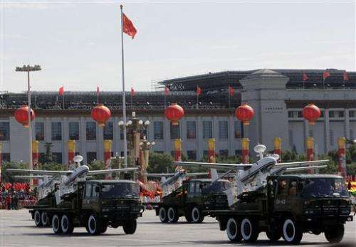 China emerging as new force in drone warfare