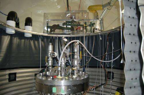 COUPP-60: New dark matter detector begins search for invisible particles
