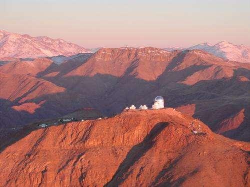 Dark Energy Survey set to seek out supernovae