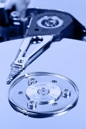 Data storage: Measuring the downside of downsizing