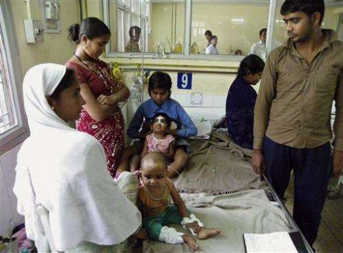 Deadly year for encephalitis feared in India
