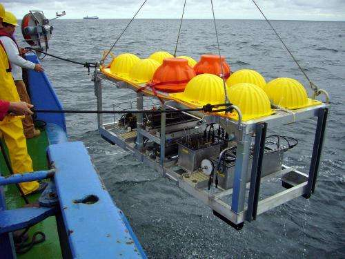 Decoding material fluxes in the tropical ocean