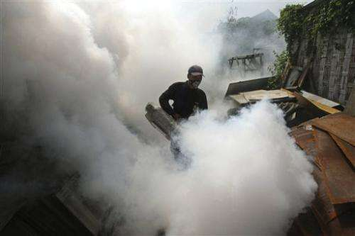 Dengue cases may be 4 times more common than known