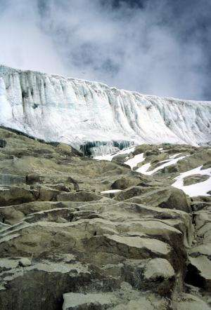 Discovery of 1,800-year-old 'Rosetta Stone' for tropical ice cores