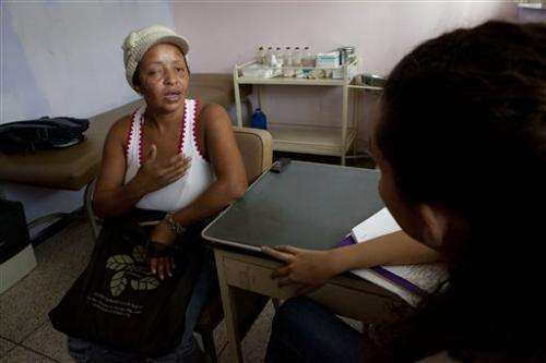 Doctors say Venezuela's health care in collapse