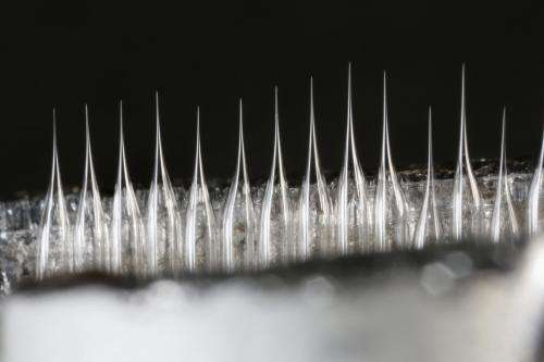 Glass-blowers at a nano scale