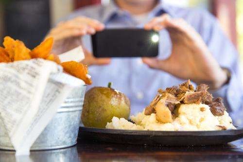 How Instagram can ruin your dinner