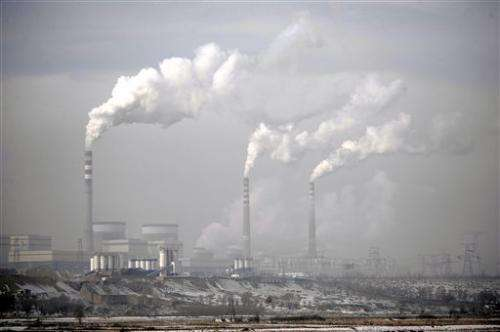 IEA: Energy emissions rose to record high in 2012