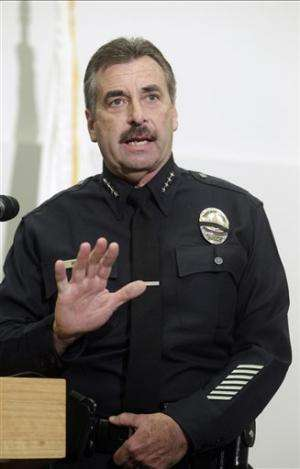 LAPD investigating leak of officials' finance docs