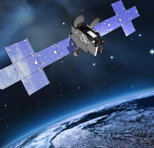 Laser communication mission targets 2017 launch