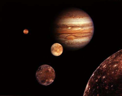 Life Could Have Hitched a Ride to the Moons of Jupiter and Saturn