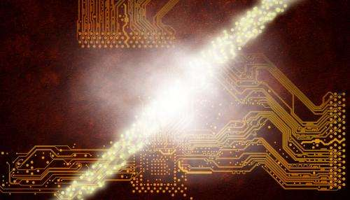 MIT researchers build an all-optical transistor