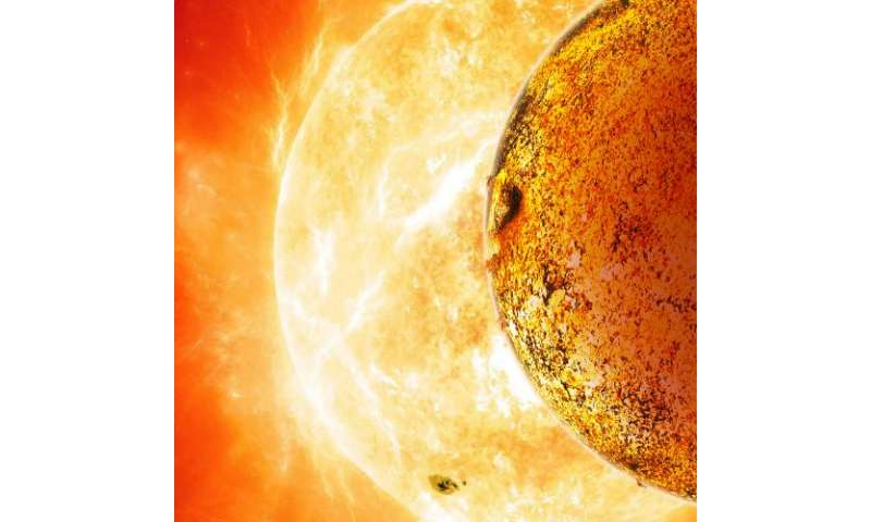 Mystery planet baffles astronomers