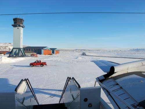 NASA begins new season of Arctic ice science flights