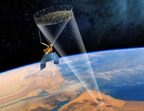 NASA builds sophisticated Earth-observing microwave radiometer