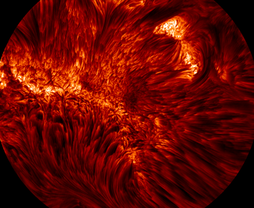 New and remarkable details of the sun now available from NJIT's Big Bear Observatory