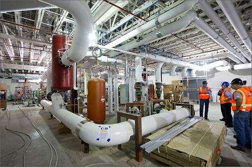 New ultra-efficient HPC data center debuts