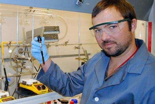 Nontoxic quantum dot research improves solar cells