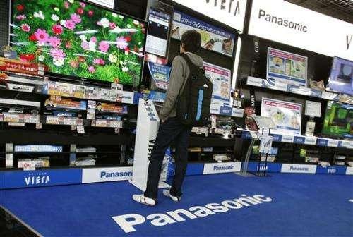 Panasonic stays in TV business, chairman resigning