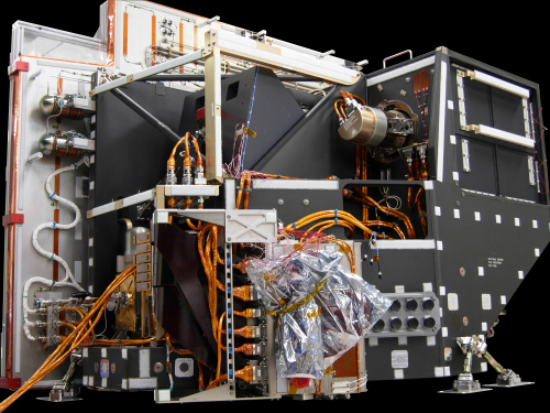Primary GOES-R instrument ready to be installed onto spacecraft