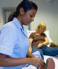 Research reveals landing first job can be harder for nurses from ethnic minorities