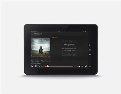 Review: New Kindle good contender for Amazon users