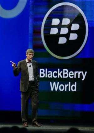 RIM unveils cheaper BlackBerry