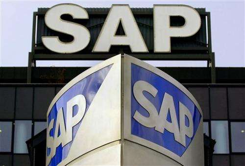 SAP co-CEO: Cloud computing business profitable