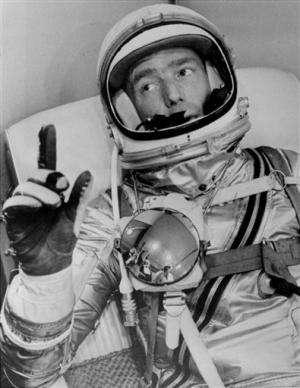 Scott Carpenter, 2nd US astronaut in orbit, dies