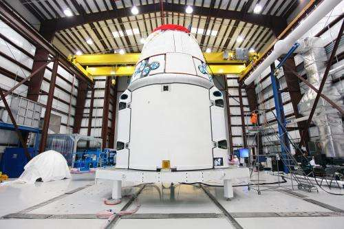 Second SpaceX Space Station Resupply flight ready to go