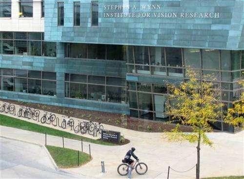 Steve Wynn: University on path to blindness cure