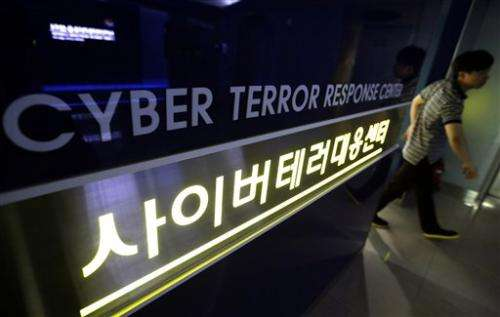 Studies: Cyberspying targeted SKorea, US military