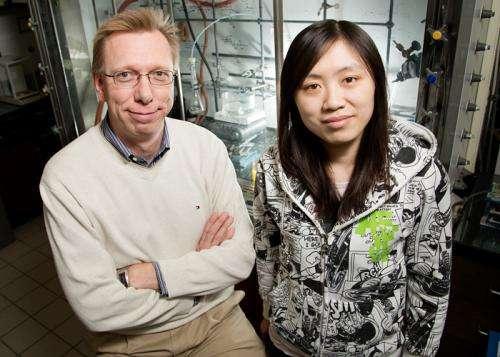 Study: Odd biochemistry yields lethal bacterial protein