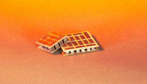 Thermoelectric materials nearing production scale
