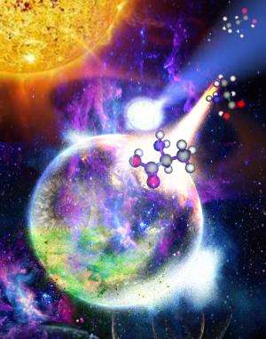 Universality of circular polarization in star- and planet-forming regions: Implications for the origin of homochirality