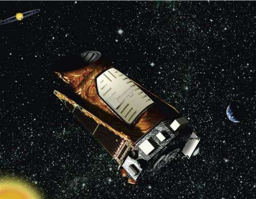 US space agency's planet-hunting telescope broken