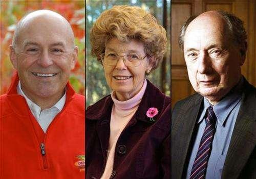 World Food Prize takes on biotech, global warming