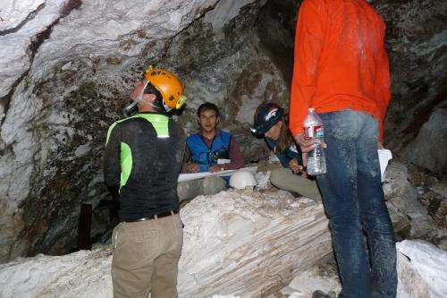 Stanford scientists probe abandoned mine for clues about permanent CO2 sequestration