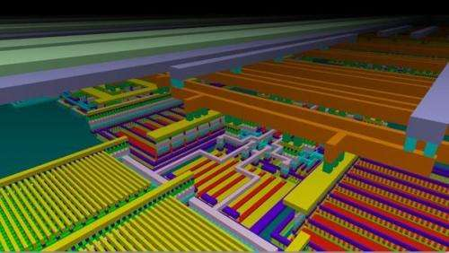 World class circuits by chip architects