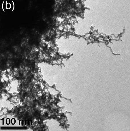 Five times less platinum: Fuel cells could become economically more attractive thanks to novel aerogel catalyst