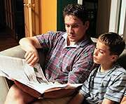 1 in 6 fathers doesn't live with his kids: CDC