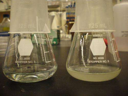 'Dark oxidants' form away from sunlight in lake and ocean depths, underground soils