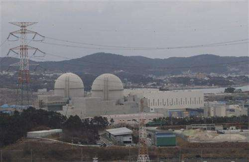 Nuclear waste a growing headache for SKorea
