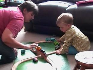 Researchers find improved communication skills in infants of blind parents