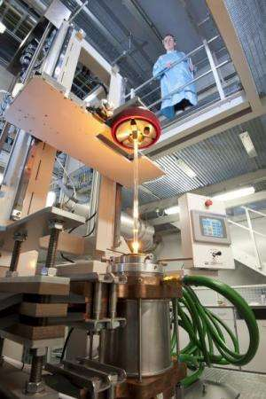 Scientists propose revolutionary laser system to produce the next LHC