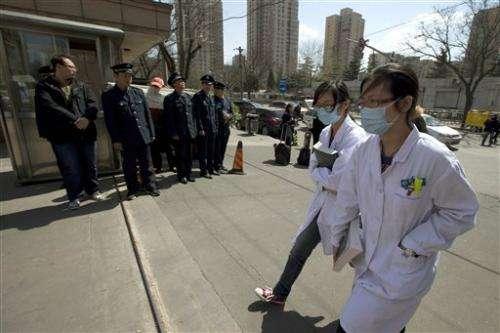 WHO talks with China on sending bird flu team