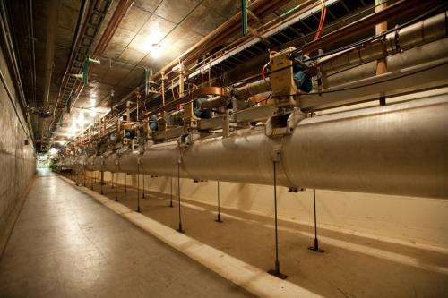 All systems go: A new high-energy record for LCLS