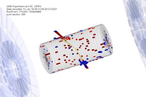 Colliding different particle species: The LHC's proton-lead run