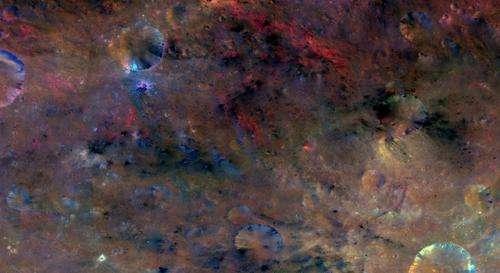 Dawn creates guide to Vesta's hidden attractions