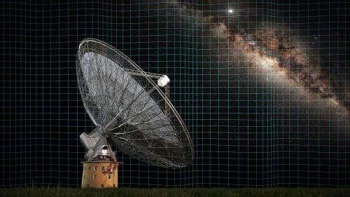 Gravitational waves help understand black-hole weight gain